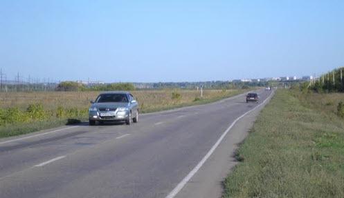 Трасса Р225, дорога Р225