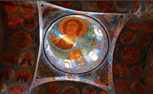 Фрески Ферапонтова монастыря, дорога Р5, достопримечательности трассы Р5