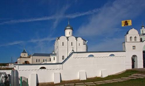 Храмовый комплекс в Арске, трасса Р-178