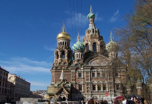 Храм Спаса на Крови, Петербург достопримечательности