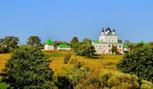 Анастасов монастырь, трасса Р95