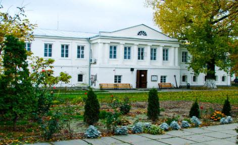 Атаманский дворец, Старочеркасск, трасса М4