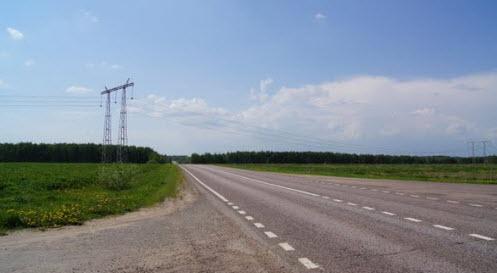Дорога Р115, трасса Р115