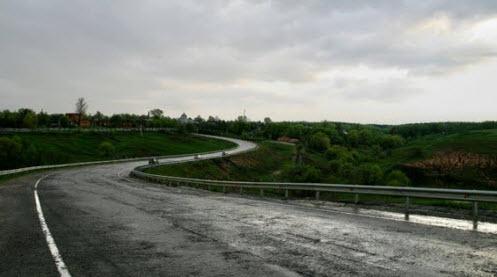 Дорога Р92, Чекалин