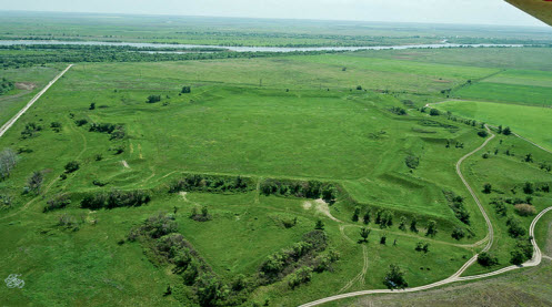 Земляная крепость Анны, достопримечательности трассы М4