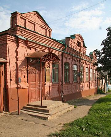 Музей Бунина, Ефремов, трасса Р141