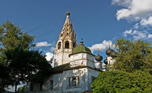 Музей подвига Сусанина, трасса Р-99