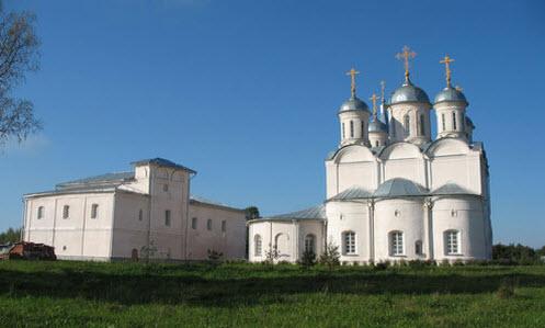 Паисиев монастырь, Галич, трасса Р100