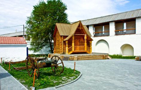 Пушка, домик, Астраханский кремль, трасса М6