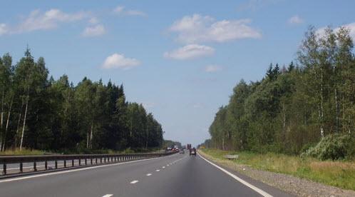 Трасса М10, участок Тверь Вышний Волочек