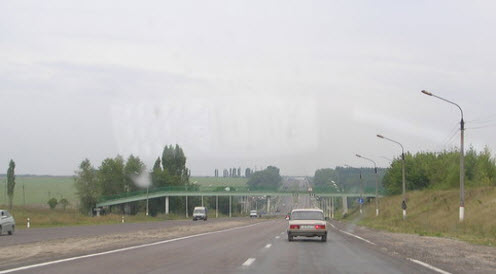 Трасса М4, маршрут Елец Пятигорск