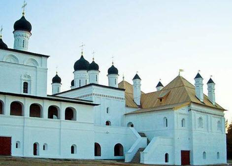 Троицкий собор, Астрахань, достопримечательности трассы М6