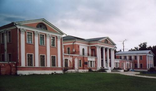 Усадьба Гончаровых, Ярополец, трасса Р107