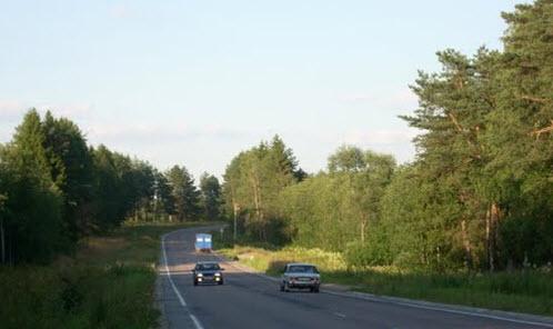 Дорога Р116, маршрут Дубна Кимры Горилицы
