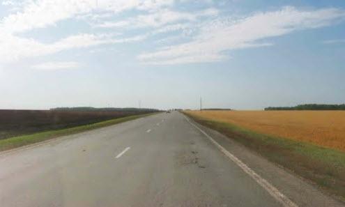 Дорога Р402, трасса р402