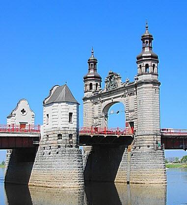 Мост королевы луизы, советск, трасса А216