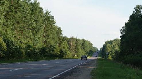 Трасса Р112, дорога Р112