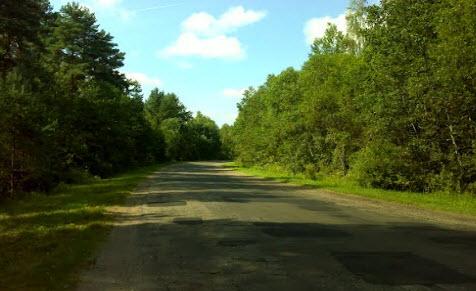 Трасса Р131, дорога р131