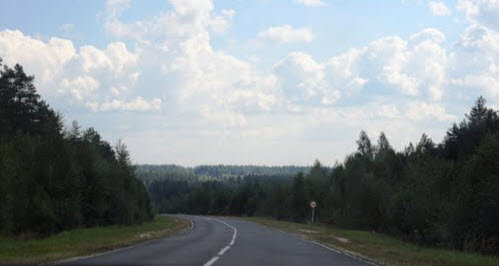 Трасса Р157, дорога Р157