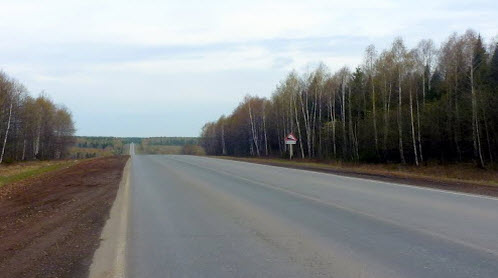 Трасса Р344, дорога Р344