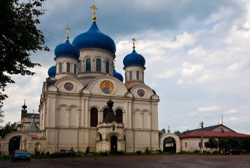 Церковь Николая Чудотворца, Рогачево, трасса Р113