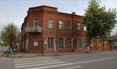 краеведческий музей, Скопин, трасса р127