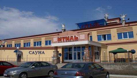 Мотель Итиль, трасса м5
