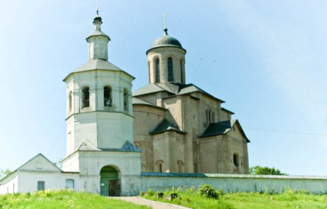 Церковь Михаила Архангела (Свирская) на Пристани, смоленск