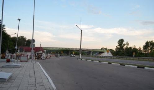 трасса м4, маршрут Брянск Воронеж Ейск