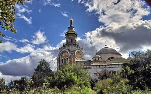 Борисоглебский монастырь, Торжок, трасса Р88