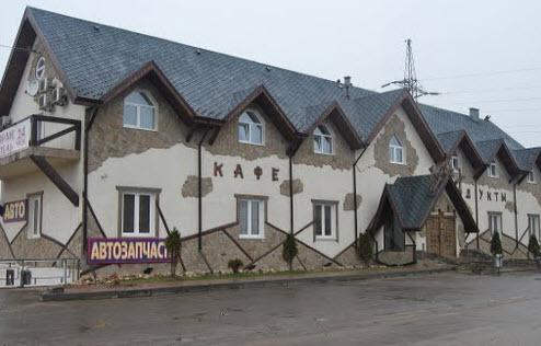 Мотель Дах, мотели на трассе М3