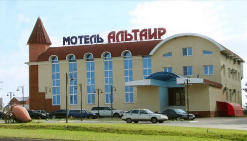 Мотель альтаир, трасса м2