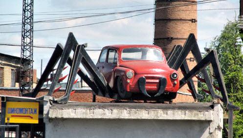 автосервис жук, трасса р-151