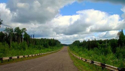 дорога р26, трасса р26