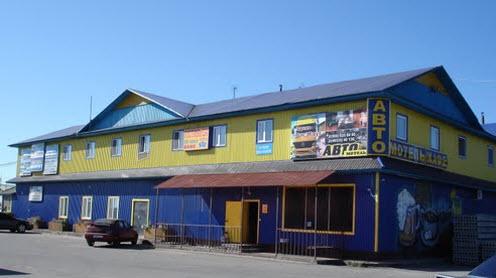 мотель авто, гостиницы на трассе М8