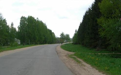 трасса Р88, маршрут Торжок - Старица