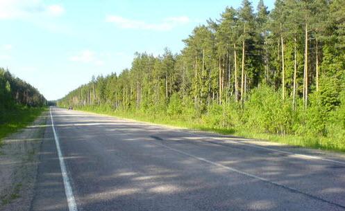 трасса р-151, маршрут Ярославль Рыбинск
