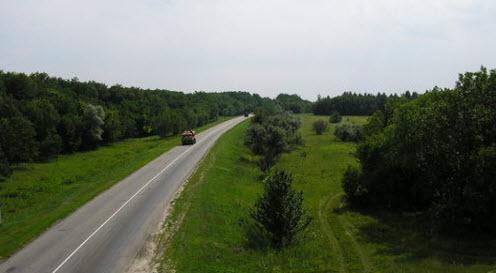 трасса р187, дорога р187