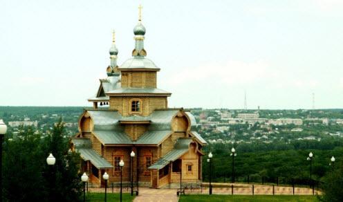 церковь Игнатия Богоносца