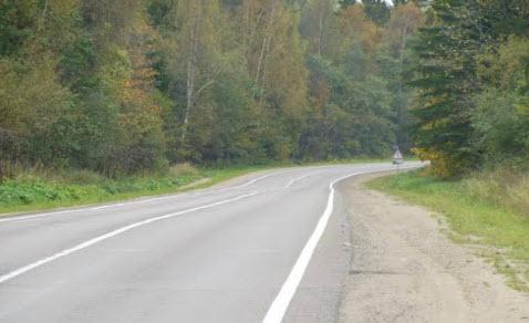 Дорога Р104, Московская область