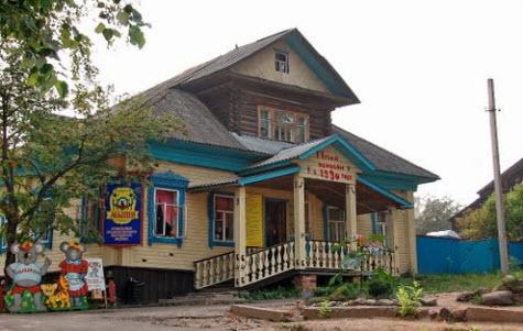 Музей мыши, Мышкин, трасса Р104