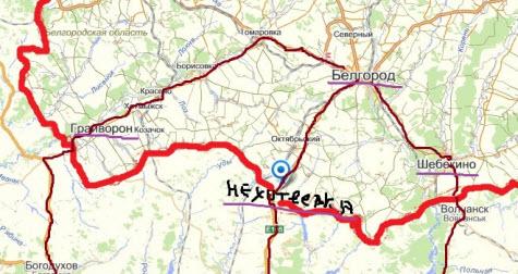 маршруты проезда через границу с украиной