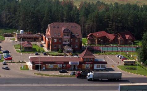 мотель Транзит, гостиницы на трассе м7