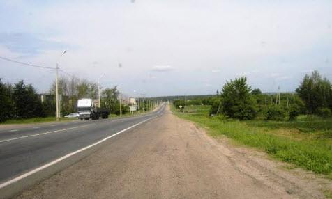 трасса М2, маршрут Орел Курск