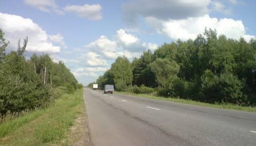 трасса р-105, дорога р105, егорьевское шоссе