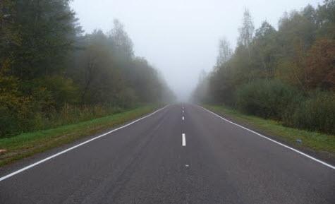 трасса р74, маршрут Владимир - Юрьев-Польский