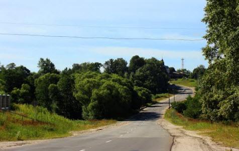 трасса Р71, дорога Р71