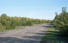 дорога р235, шоссе на Аркадак