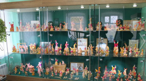 музей филимоновской игрушки трасса р148