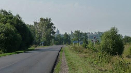 трасса р145, дорога р145